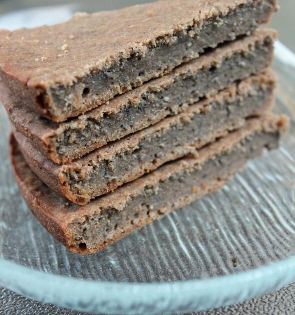 Park Street Posts - cinnamon quinoa millet bread