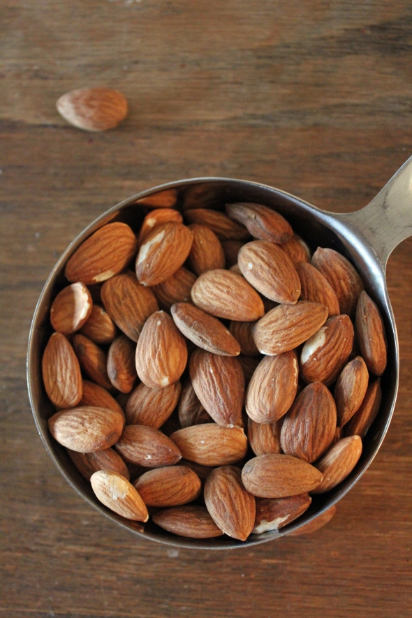 almond butter {park street posts}