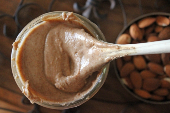 almond butter | park street posts