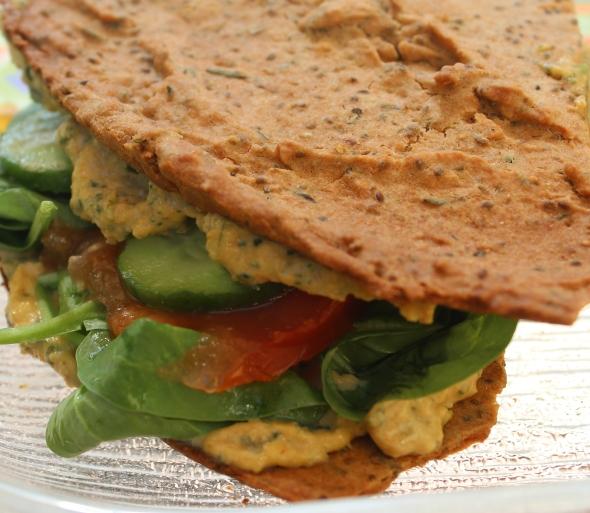 Park Street Posts - herb quinoa millet bread